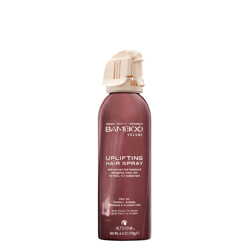 alterna bamboo Volume Uplifting Hair Spray lak za volumen za lase