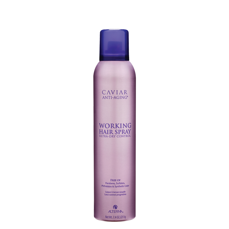 alterna caviar Working Hair Spray lak za lase srednje močno utrjevanje