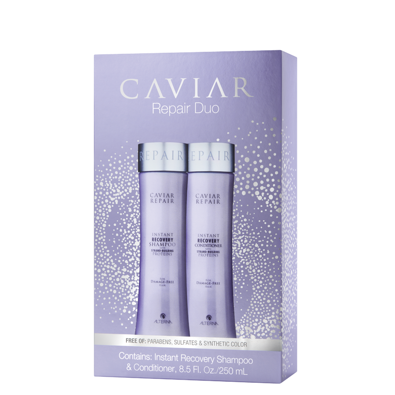 1Holiday Duo 2017 Caviar Repair
