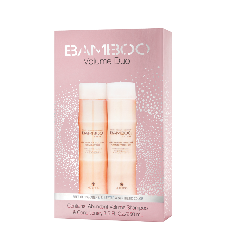 1Holiday Duo 2017 Bamboo Volume