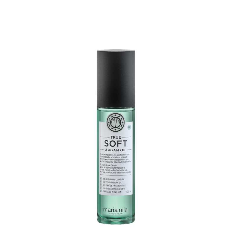 1C&S 3637 soft argan oil 100 ml