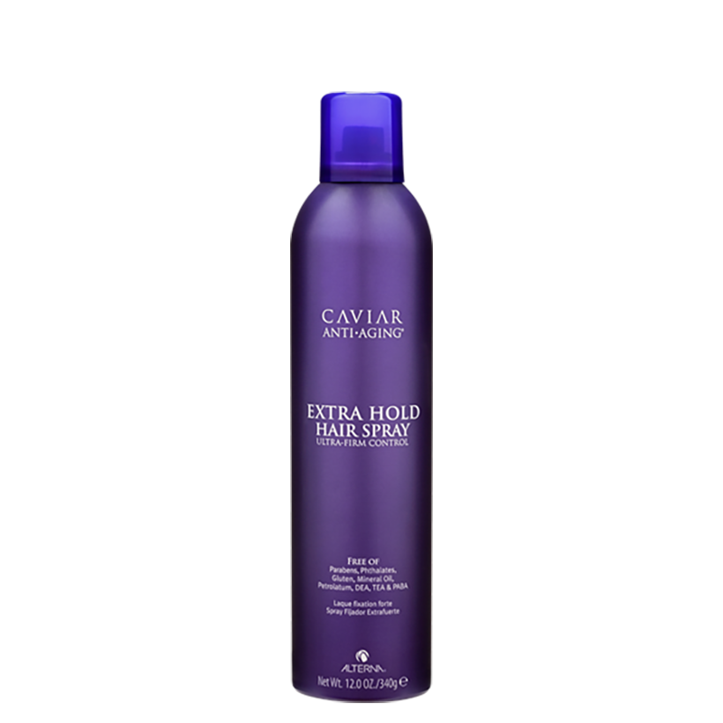 alterna caviar Extra Hold Hair Spray lak za lase za močno utrjevanje